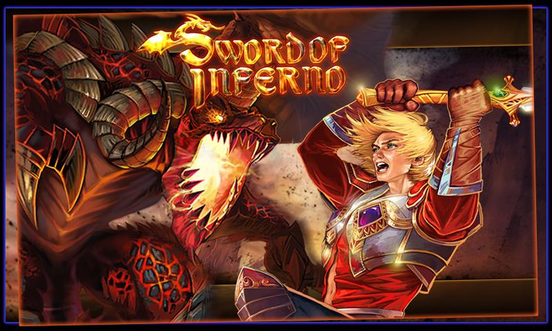 Sword of Inferno - screenshot