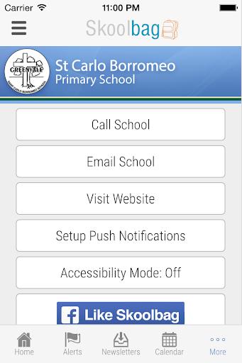 St Carlo Borromeo PS