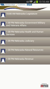 Nebraska Capitol Live - screenshot thumbnail