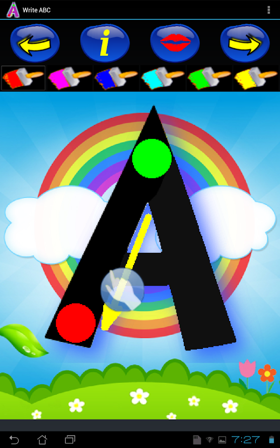 Write ABC (Free) - screenshot