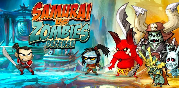 Скачать игру SAMURAI vs ZOMBIES DEFENSE (Самурай против Зомби)