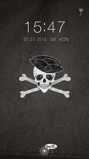 DIY Pirate Live Locker Theme