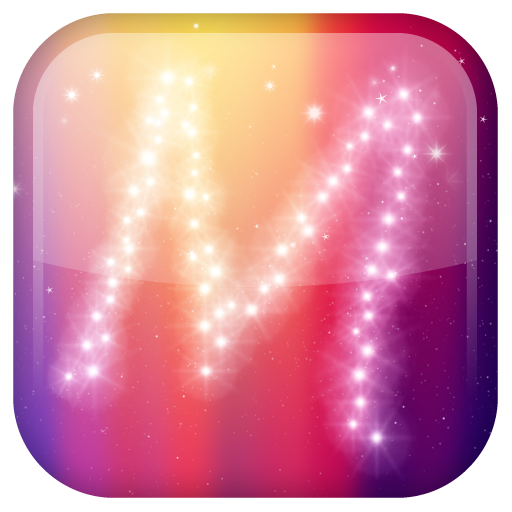 魔法之光動態桌布 個人化 App Store-愛順發玩APP