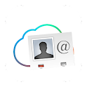 iCloud Contacts Sync icon