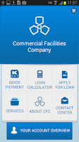 Screenshot of Commercial Facilities Company