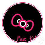 Go Launcher Themes: Mac Kitty