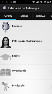 Estudante de Astrologia- screenshot thumbnail