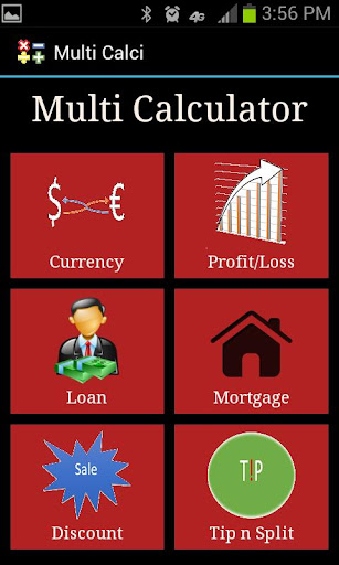 Multi Calci Finance Calculator