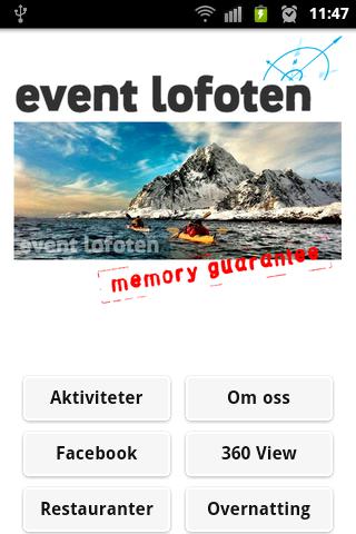 Event Lofoten