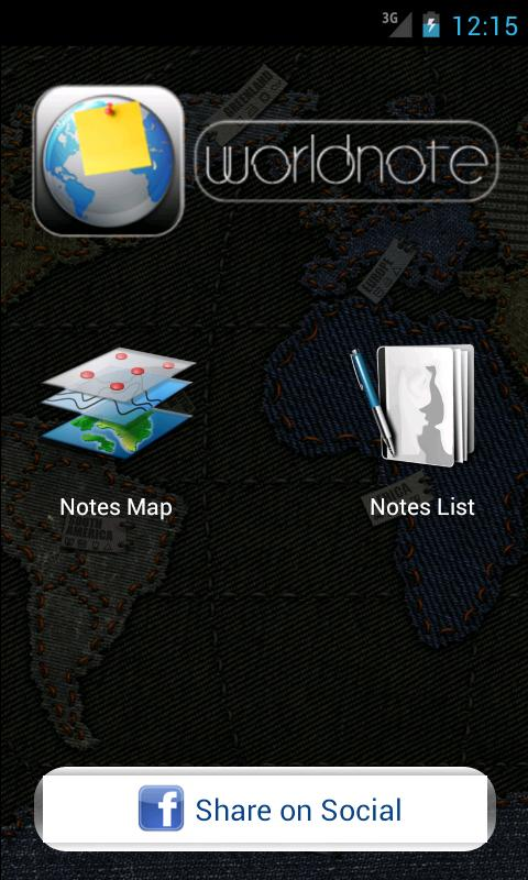 Worldnote (Premium) - screenshot