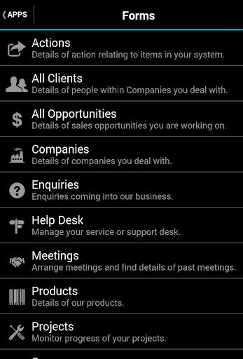 Adept custom app builder
