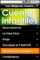 Screenshot of Los Mejores Cuentos Infantiles