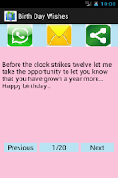Screenshot of All Wishes