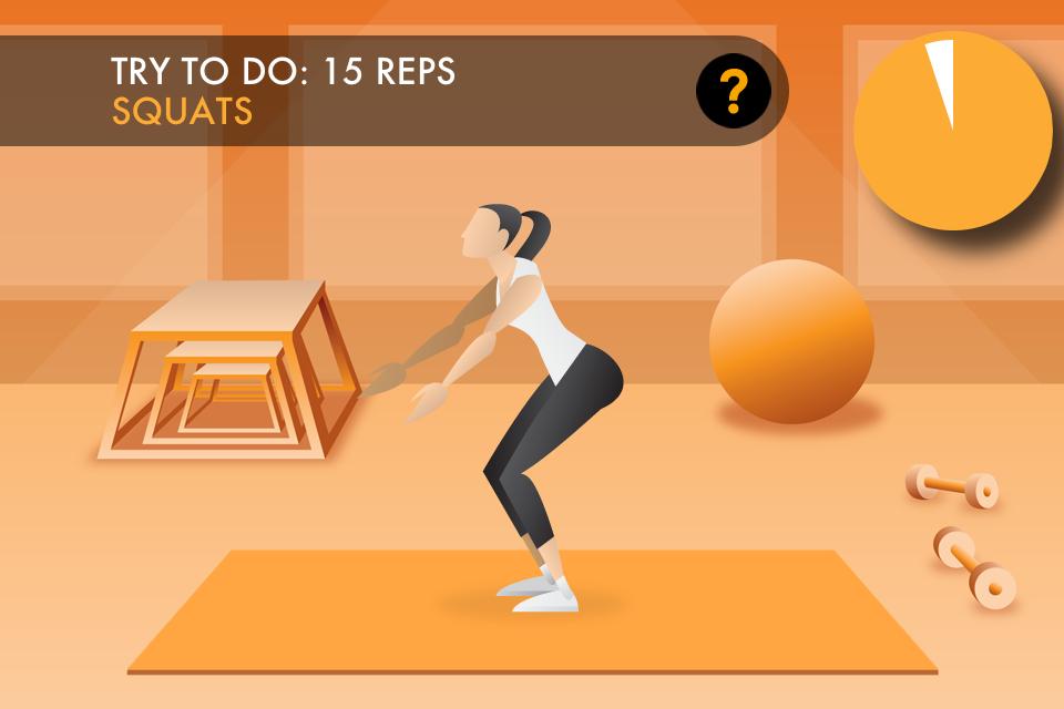Power 20: 20 Min Workouts Free - screenshot