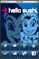 Screenshot of Hello Sushi