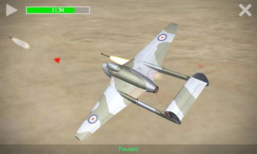 Strike Fighters Attack - screenshot thumbnail