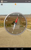 Screenshot of Smart Compass
