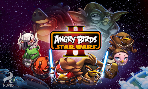 Angry Birds Star Wars II Screenshot 1