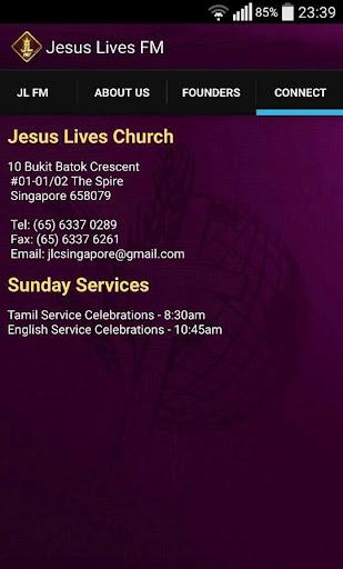 Jesus Lives FM