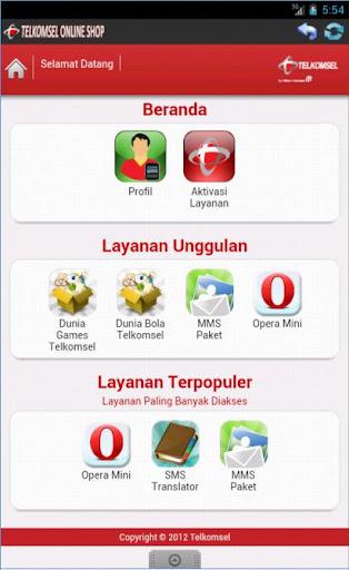 Telkomsel - AMOBI