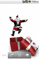 Screenshot of Santa Claus in a Box!