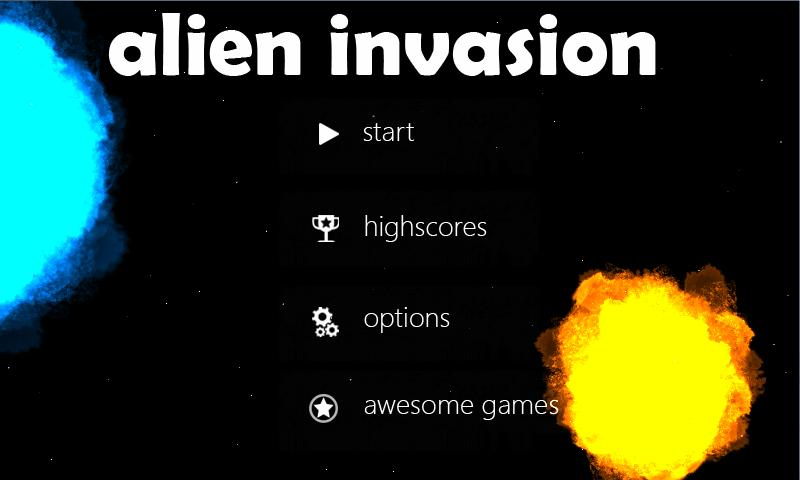 Alien Invasion - screenshot