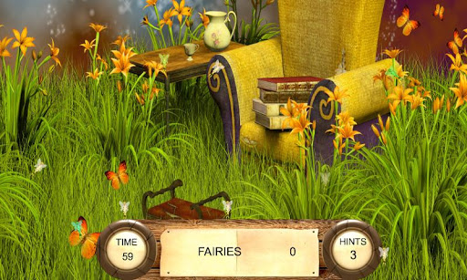 【免費冒險App】Hidden Garden Fantasy-APP點子