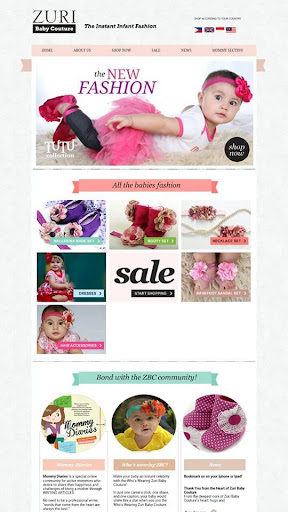 Zuri Baby Couture Malaysia