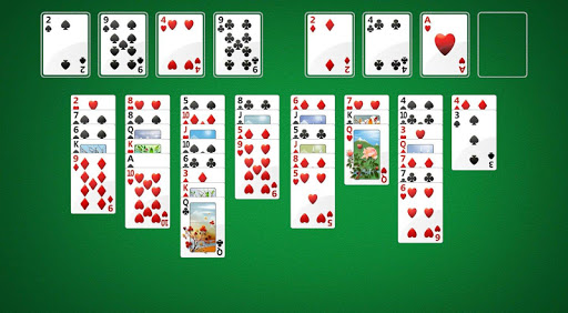 Free Solitaire Omega Game