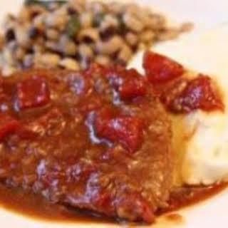 Crock Pot Swiss Steak.