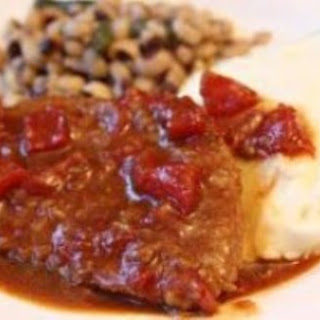 Crock Pot Swiss Steak.