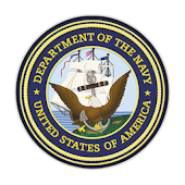 US Navy Clock Widget