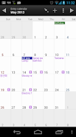 Screenshot of Journal - Orange Diary Pro