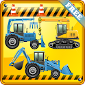 Digger Games for Kids Toddlers icon