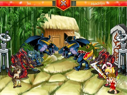 Avatar Fight - MMORPG game- screenshot thumbnail
