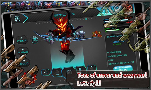 Star Warfare:Alien Invasion HD 2.97 screenshots 4