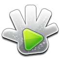 teteVideo - two hands video icon