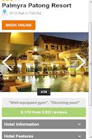 Screenshot of Hotels Thailand