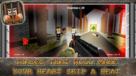 Cube Prison: The Escape C6 screenshot 54340