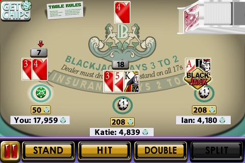 Big Win Blackjack™- screenshot