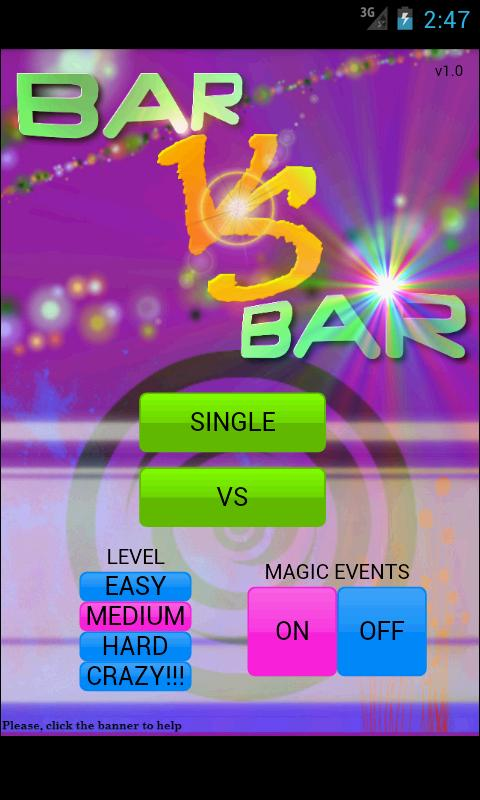 Bar Vs Bar - screenshot