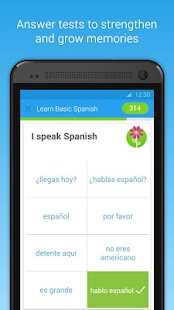 Memrise Learn Languages Free - screenshot thumbnail