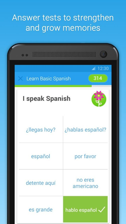 Memrise Learn Languages Free - screenshot