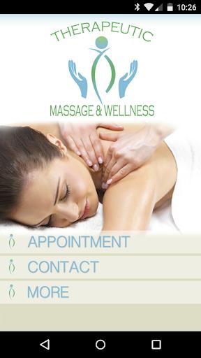 Therapeutic Massage Wellness