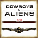 Cowboys & Aliens Roundup logo