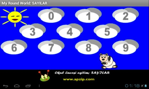 Okul Öncesi Eğitim: Sayılar - screenshot thumbnail