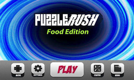 Puzzle Rush: Food Fight