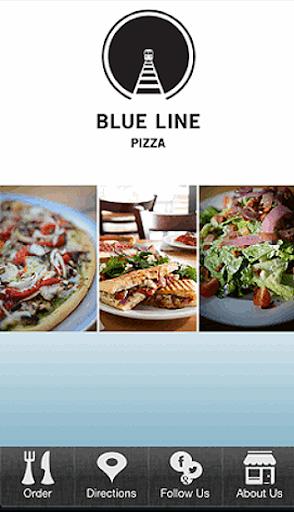 Blue Line Online Ordering