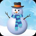 3D Snowman Live Wallpaper
