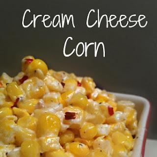 Delicious Cream Cheese Corn.